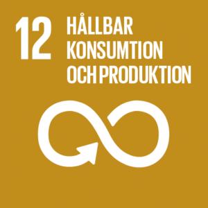 12. Hållbar konsumtion och produktion