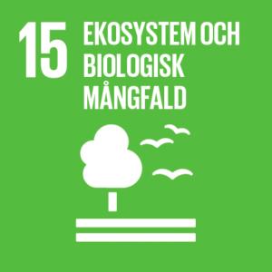 15. Ekosystem och biologisk mångfald