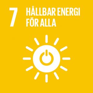 7. Hållbar energi för alla
