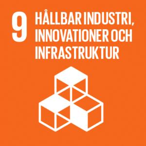 9. Hållbar industri, innovationer och infrastruktur